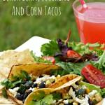 Summer Suppers – Black Bean, Zucchini & Corn Taco Recipe