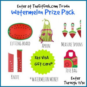 win a watermelon prize pack