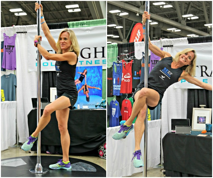pole fitness jennifer fisher