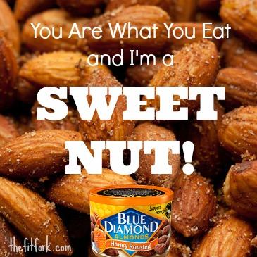 I'm a sweet nut