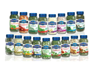 Win 17 jars of herbs!