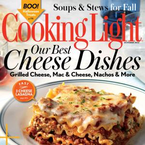 Cooking Light Best Cheese Recipes