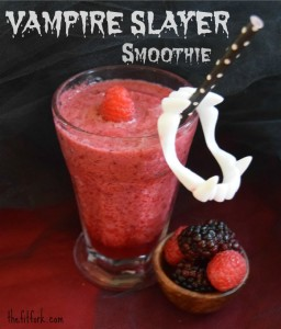 Vampire Slayer Smoothie