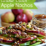 Caramel Crunch Apple Nachos & The Running Revolution