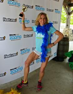 Jennifer Fisher at Zooma Texas 2014