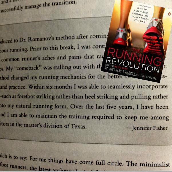 running revolution text