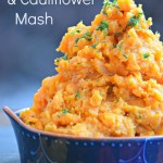 Sweet Potato & Cauliflower Mash + More Healthy Recipes