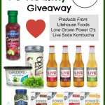 Eat, Drink & Be Healthy #Giveaway