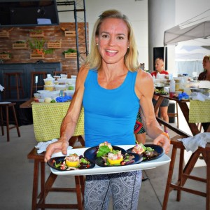TheFitFork Wild Planet Cook Off R3 Summit