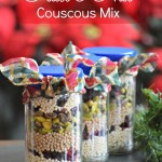 Fruit & Nut Holiday Couscous Mix – DIY Gift for Foodies