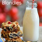 Moreo Blondie Bars Loaded with Yum + Cookie Recipes