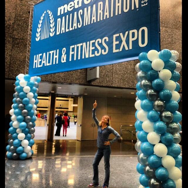 Dallas Marathon 2014 - TheFitFork.com