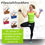 40 Fun Ways to Burn 100 Calories + #SpecialKSnackBars