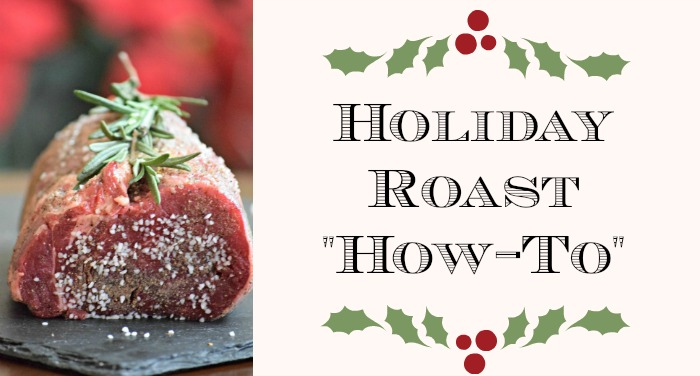 Holiday Roast Tips - TheFitFork.com