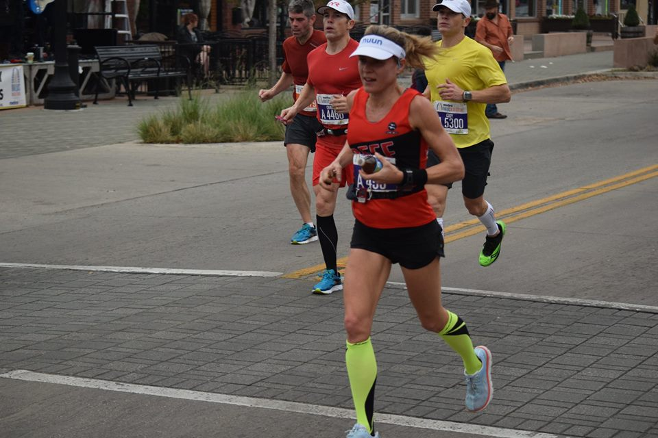 Dallas Marathon - Jennifer Fisher