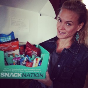 Snack Nation Box - TheFitFork.com