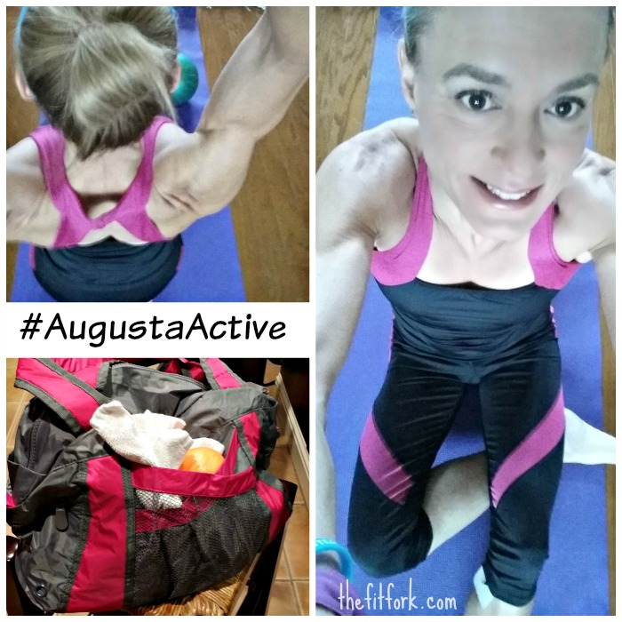 Augusta Active Workout Wear - TheFitFork.com