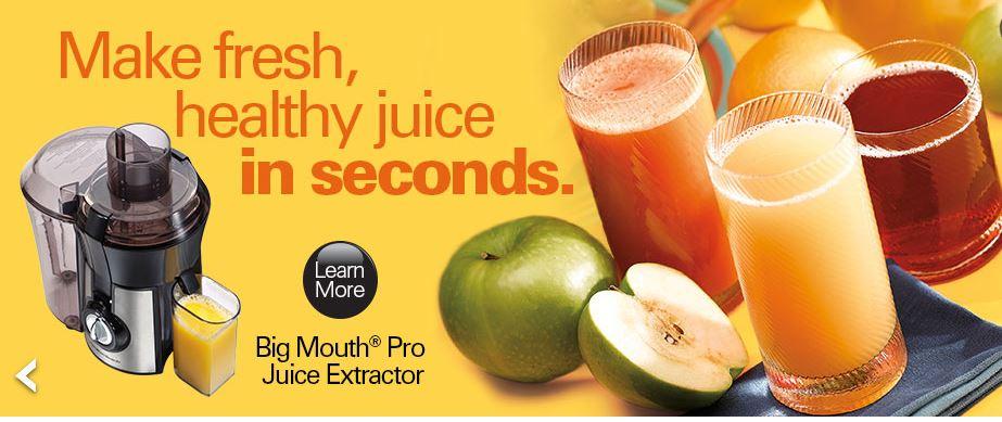 hamilton beach juice ad