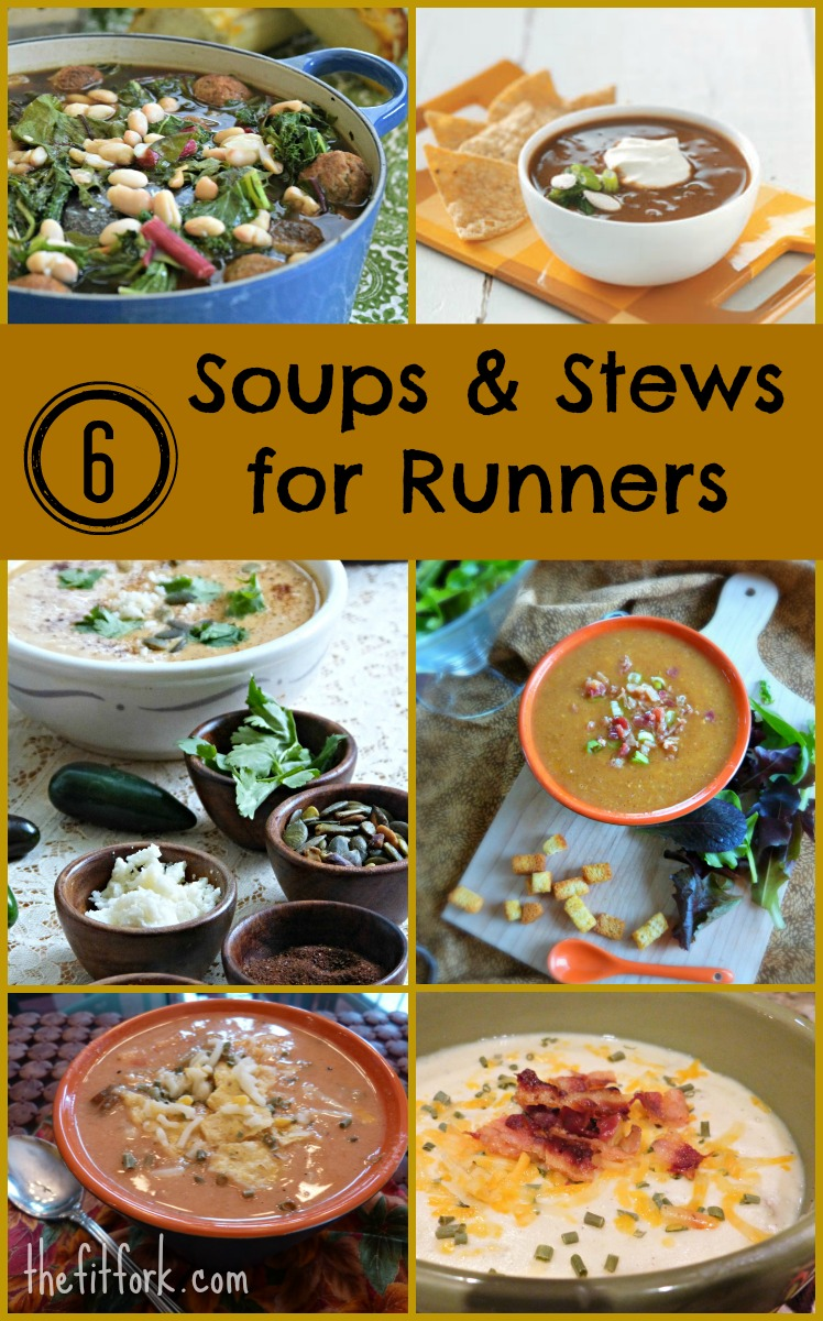 Soups and Stews for Runners - TheFitFork.com