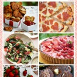 Fast, Fit Family Valentine Dinners – Mix and Match Menu