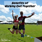 Why You Should Workout with Your Sweetie + Partner WOD