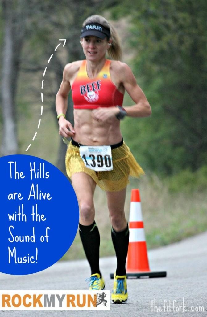 Jennifer Fisher at Zooma Texas Half Marathon