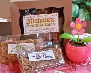 Michele's Granola Bars