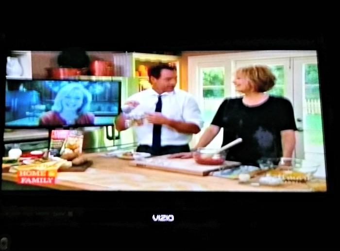 Jennifer Fisher TheFitFork.com on Home & Family Hallmark Channel