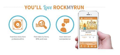 Rock My Run Giveaway - TheFitFork.com
