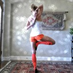 Run, Workout and Yoga with Happy Legs | Compression Sock #Giveaway