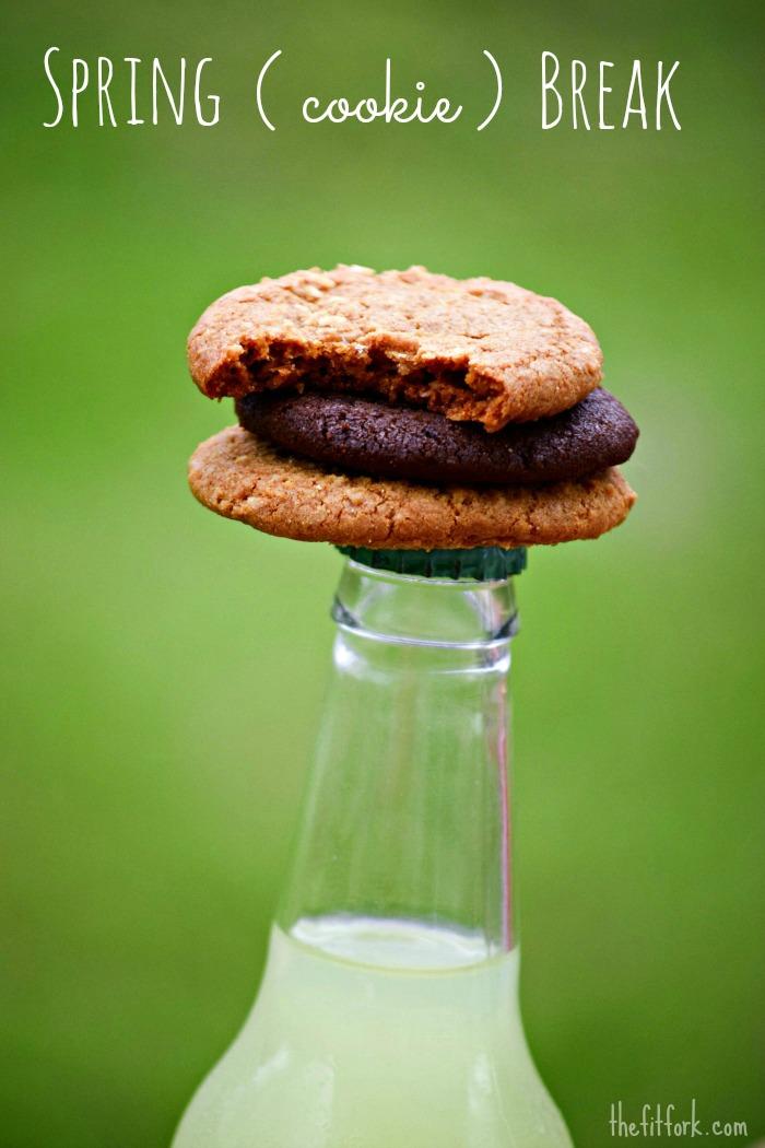 Spring Cookie Break - Organic Gluten Free GinnyBakes.com