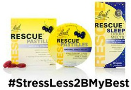 Stress Less to Be My Best - RESCUE