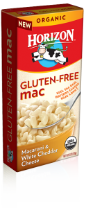 Organic Gluten Free White Mac & Cheese from Horizon - TheFitFork.com