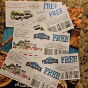 Win Litehouse Foods Coupons - TheFitFork.com