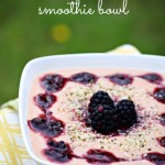 Blackberry Melon Smoothie Bowl – #ILoveSilkSoy