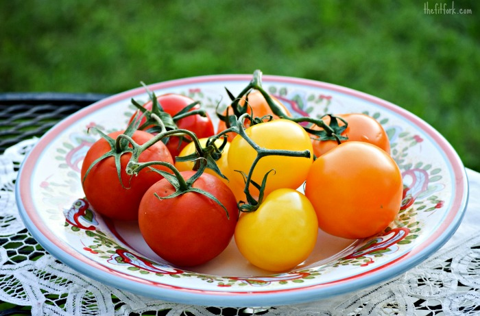 Tomatoes are an abundant source of lycopene, vitamin B6 and other important nutrients.