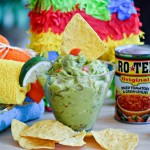 Cinco de Mayo Means Guacamole and Limey Drinks #ZestyInADash