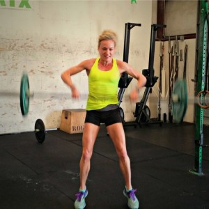 Jennifer Fisher 2015 CrossFit Games Open