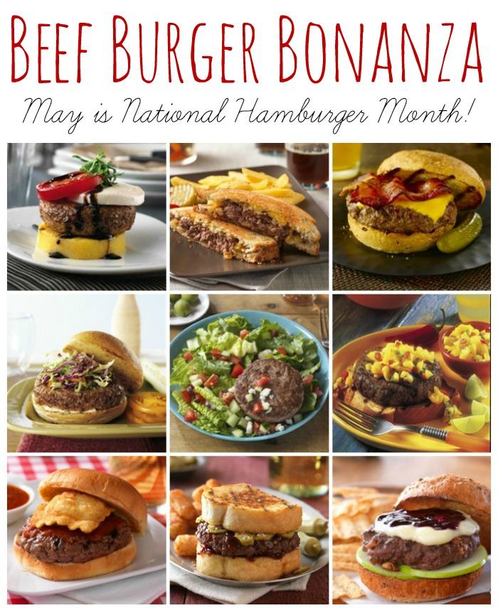 Beef Burger Bonanza