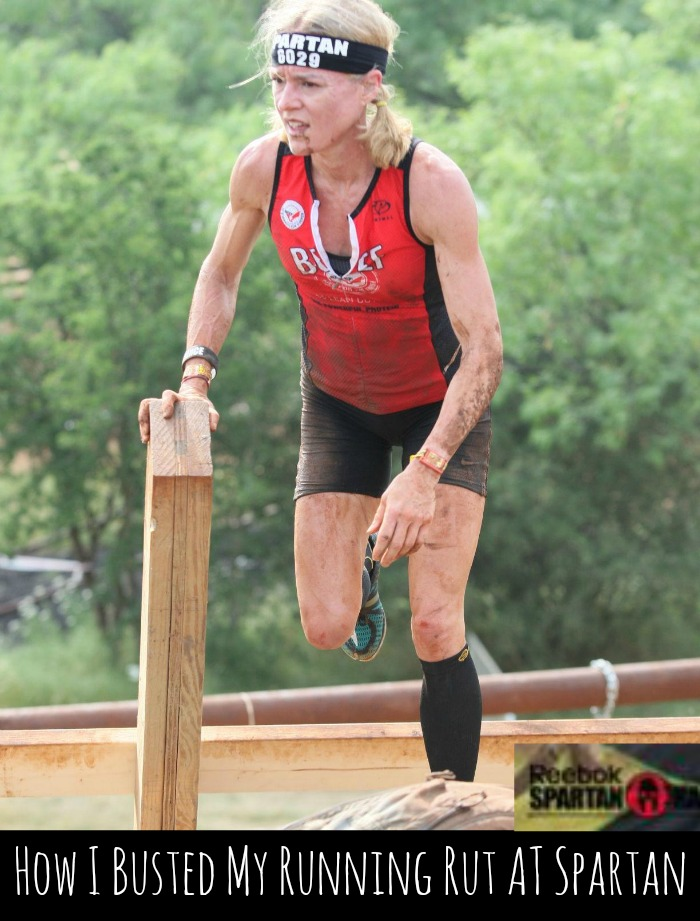 How I Busted My Running Rut at Spartan - Jennifer Fisher - TheFitFork.com