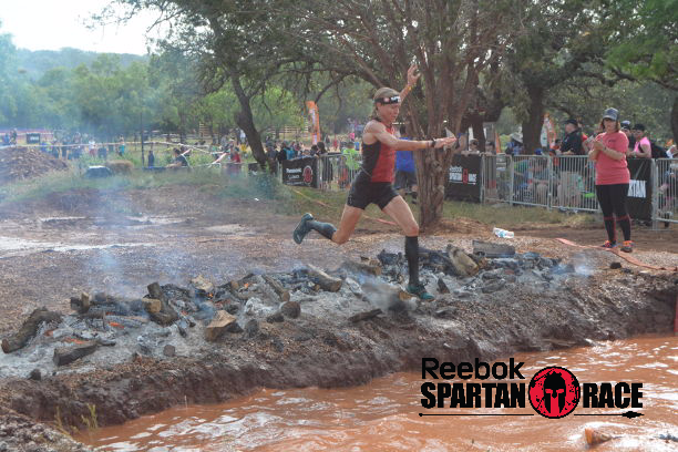 Jennifer Fisher Spartan Race Austin