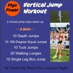 Plyo Power Workout – How To Increase Your Vertical Jump