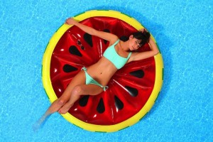 Watermelon Pol Float