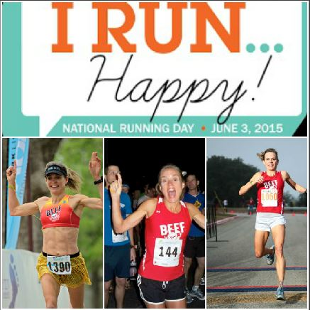 Jennifer Fisher National Running Day 2015 - TheFitFork.com