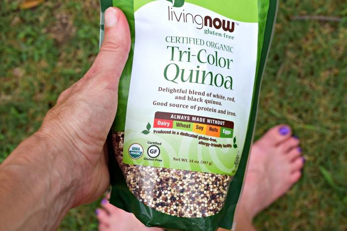 LivingNOW Tri Color Quinoa