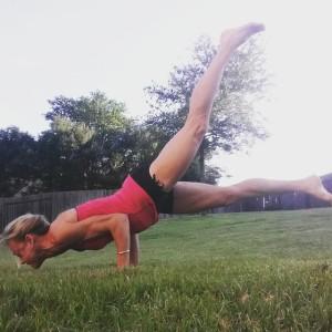 Arm Balance Yoga
