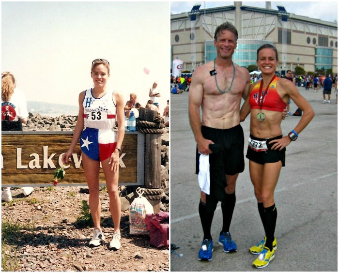 Jennifer Fisher - Running Then and Now