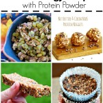 4 Trail Energy Recipes with Protein Powder