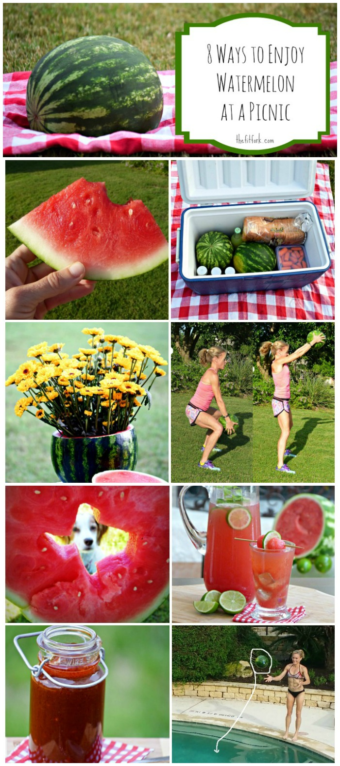 8 Unique Ways to Enjoy Watermelon at a Summer Picnic