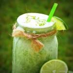 Lime Pie Smoothie + Blender Giveaway